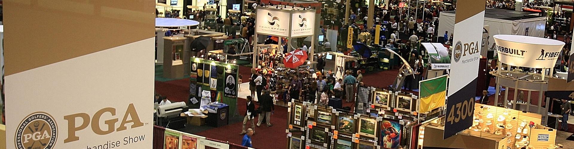 2016 PGA Merchandise Show - Orlando, FL - January 26th to 29th